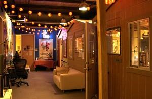 A Pixar iroda belülről (forrás: Google)