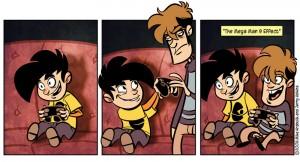 Penny Arcade: A Trick Of Retrospective