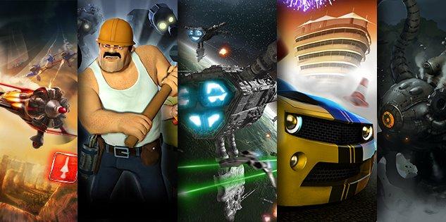 Digital Reality Games
