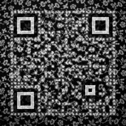 Láthatatlan QR kód?