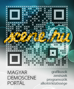 scene.hu QR kód banner 1