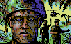 petscii_soldier_mermaid
