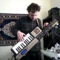 Commodore 64 Keytar