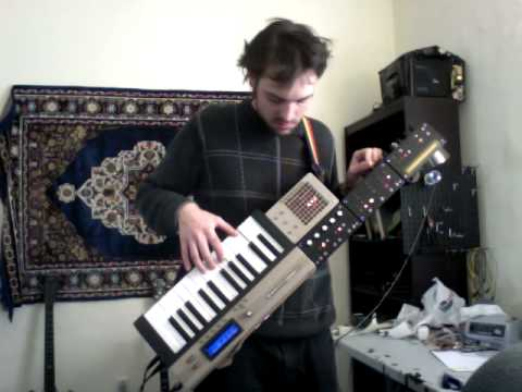 Commodore 64 Keytar