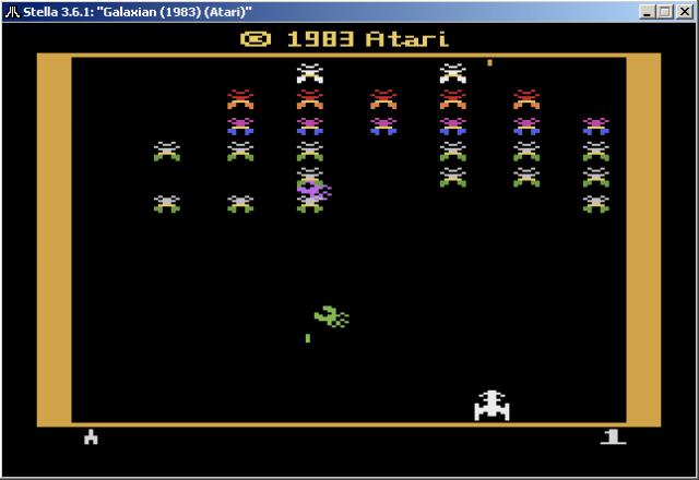 Galaxian - Atari (1983)