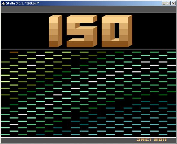 ISO - Noice / Plazma effekt