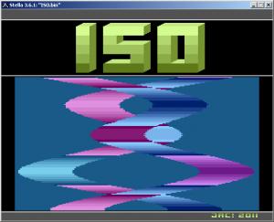 ISO - Noice / Szalag effekt