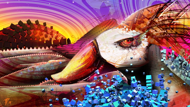 260_xyrion_psychedelic_duck